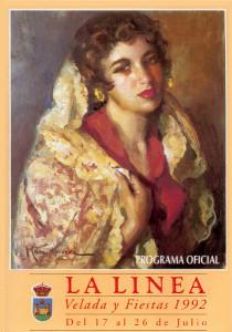 cartelferialalinea1992