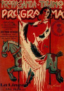 cartelanunciadorferialalinea1924
