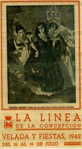 cartelferialalinea1942