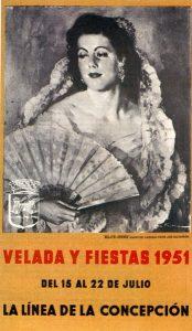 cartelferialalinea1951